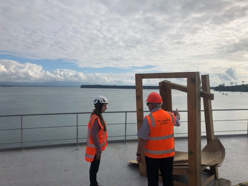 On Site With Our Senior Consultant Kat