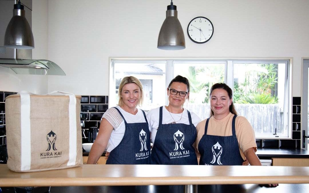Pillar Consulting Cooks Up A Storm In Support Of Kura Kai & Vulnerable Rangatahi (Youth)